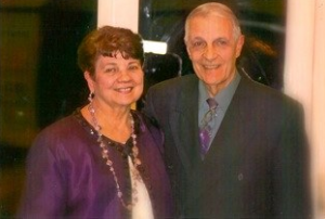 Pastor Frank and Ellen Tamilio