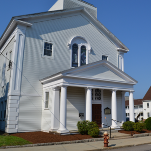 Visit Pine Street Baptist church